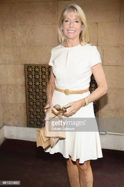 Liz Peek attends Museum of the City of New York Spring Symposium Luncheon on June 1 2017 in New York City