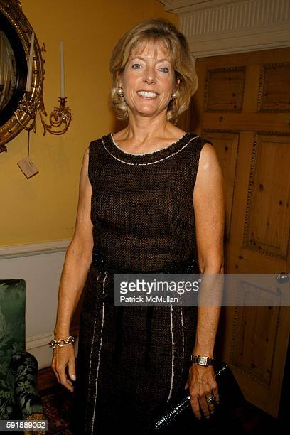 Liz Peek attends Partnership with Children A Taste of the Good Life at Kentshire Galleries on October 11 2005 in New York City