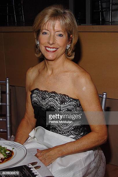 Liz Peek attends School of American Ballet Winter Ballet Ball Sponsored by Waterford at Frederick P Rose Hall on February 15 2006 in New York City