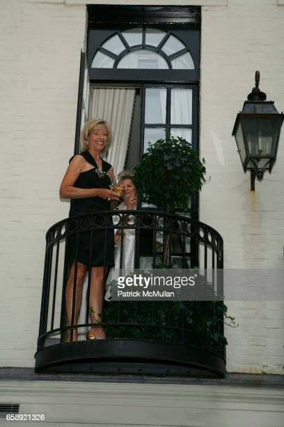 Liz Peek attends The Museum at FIT Annual Couture Council Summer Party at the Private Residence of Charlotte Moss on August 5 2009 in New York City