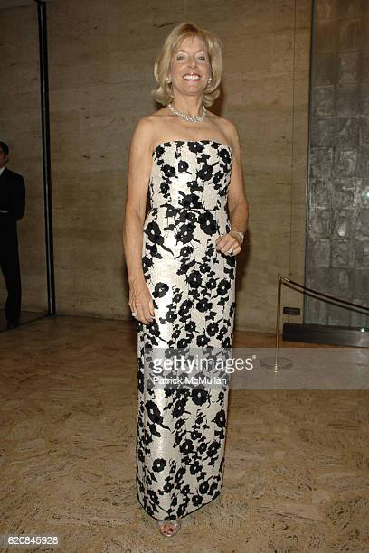Liz Peek attends THE SCHOOL OF AMERICAN BALLET 2008 Winter Ball at New York State Theater on March 3 2008 in New York City