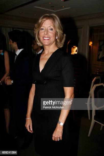 Liz Peek attends VAN CLEEF ARPELS hosts cocktail reception honoring the SCHOOL of AMERICAN BALLET at Van Cleef Arpels on February 12 2009 in New York...