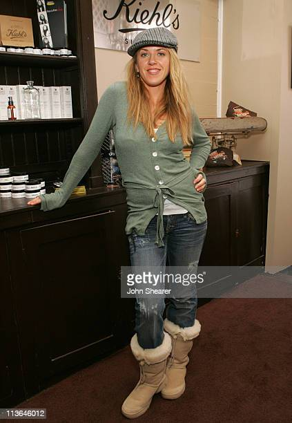 Liz Phair at Kiehl's during 2006 Park City Moto on Main Day 6 at 515 Main Street in Park City Utah United States
