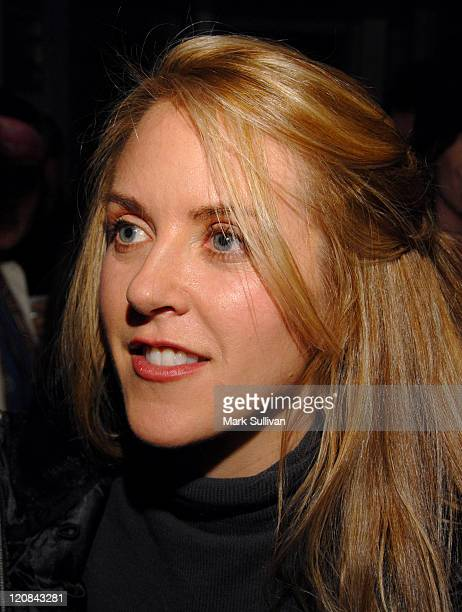 Liz Phair during 2006 Park City Hollywood Life and Barclay Butera Salute MustSee Dramas at The Queer Lounge in Park City Utah United States