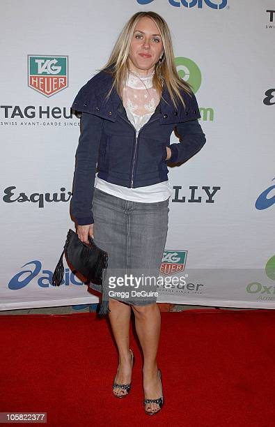 Liz Phair during Esquire House 360 Hosts Annual Cocktail Party for Oxfam Arrivals at Esquire House 360 in Beverly Hills California United States