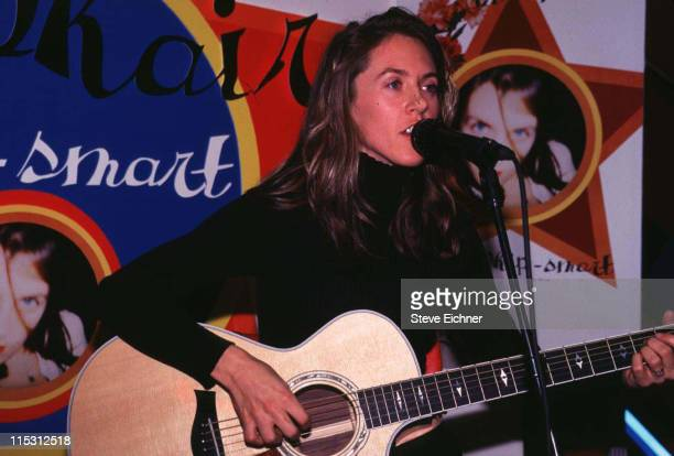 Liz Phair during Liz Phair at Tower 1994 at Tower in New York City New York United States