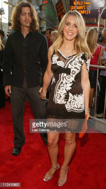 Liz Phair during Raising Helen Los Angeles Premiere Red Carpet at El Capitan Theatre in Hollywood California United States
