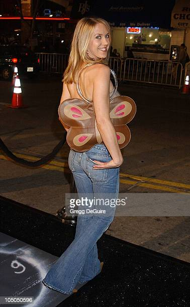 Liz Phair during The Ring Premiere at Mann Bruin Theatre in Westwood California United States