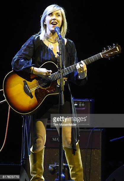 """Liz Phair performs during the """"In Plainsong"""" Tour at The Masonic Auditorium on March 25, 2016 in San Francisco, California."""