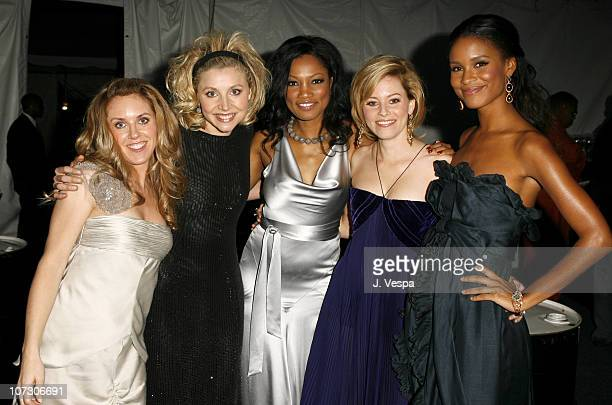 Liz Phair Sarah Chalke Garcelle Beauvais Elizabeth Banks and Joy Bryant *EXCLUSIVE*