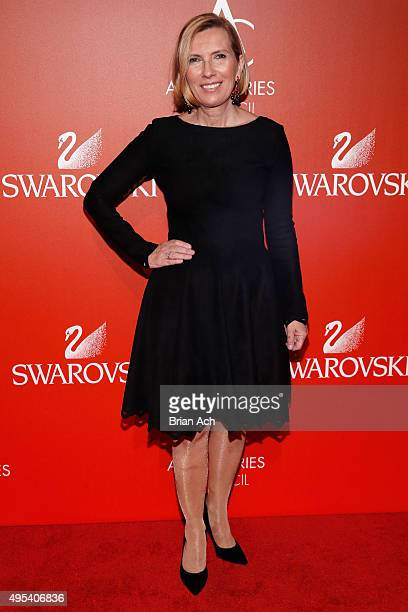 Liz Rodbell President at Hudson's Bay Company attends 19th Annual Accessories Council ACE Awards on November 2 2015 in New York City