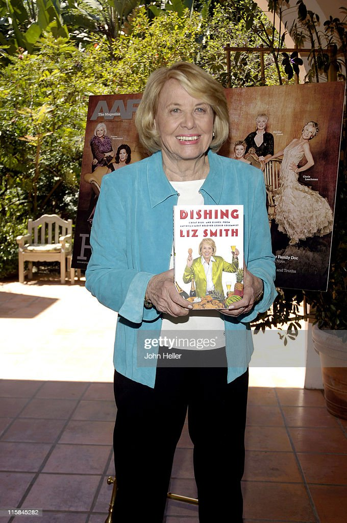 Liz Smith Dishes with AARP The Magazine and Hollywood's Hottest Bold Faced Names