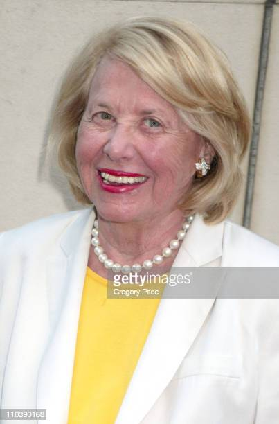 Liz Smith during 'Lotsa de Casha' by Madonna Book Launch Party at Bergdorf Goodman in New York June 7 2005 at Bergdorf Goodman in New York City New...