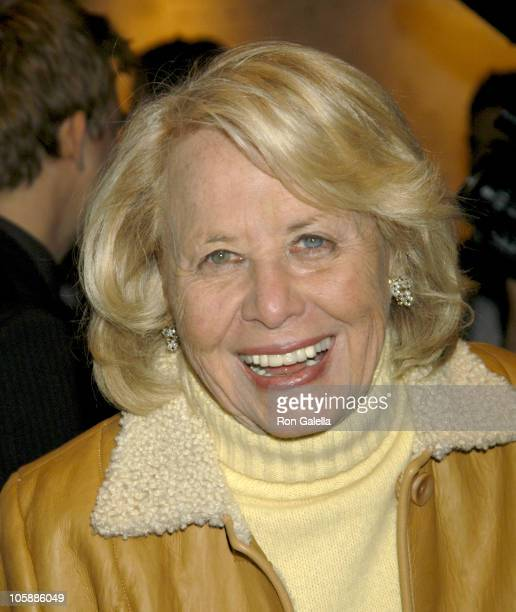 Liz Smith during Maybelline New York Hosts the Launch of Patrick McMullan's Book 'Kiss Kiss' at The Four Seasons Restaurant in New York New York...
