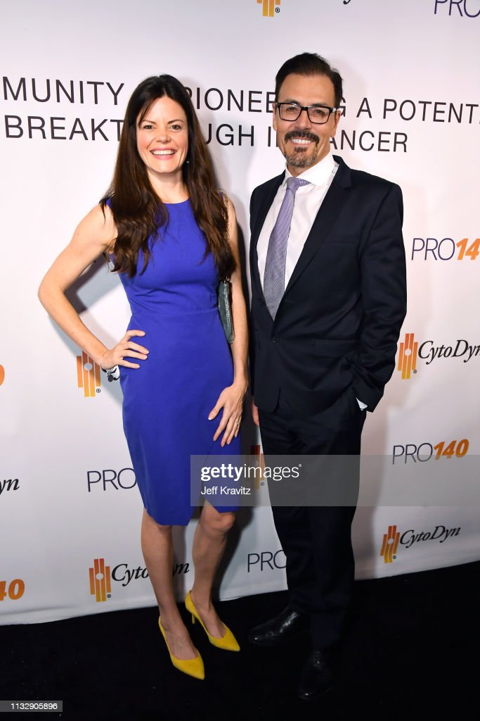 CytoDyn's Pro 140 Awareness Event for HIV and Cancer Prevention : News Photo