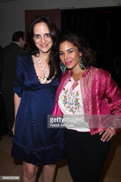Liz Tuccillo and Daphne RubinVega attend HOWARD BINGHAM to be Honored with the OUR TIME AWARD at Jack H Skirball Center for the Performing Arts on...