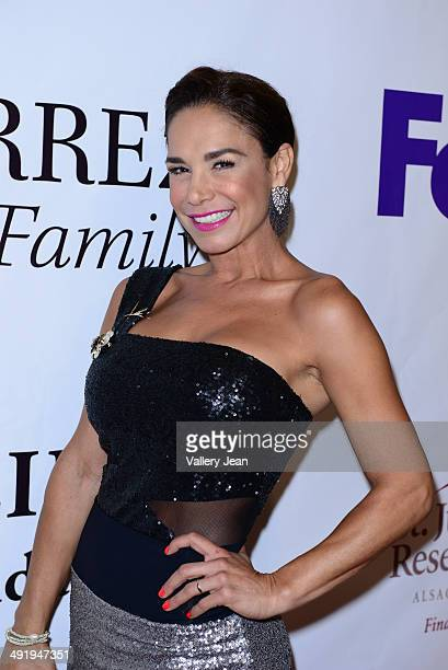 Liz Vega attends the 12th Annual FedEx/St Jude Angels And Stars Gala at JW Marriott Marquis on May 17 2014 in Miami Florida