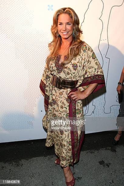 Liz Vega during Sony Entertainment Television Launch Party in Mexico City June 21 2007 at Living Reforma in Mexico City Mexico United States