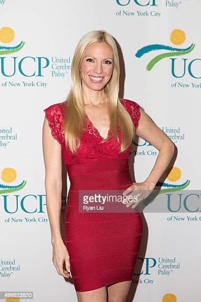 Liza Huber attends the 6th Annual UCP Of NYC Santa Project Party and auction benefiting United Cerebral Palsy of New York City at The Down Town...