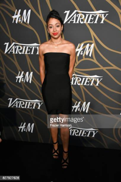 Liza Koshy attends Variety Power of Young Hollywood at TAO Hollywood on August 8 2017 in Los Angeles California