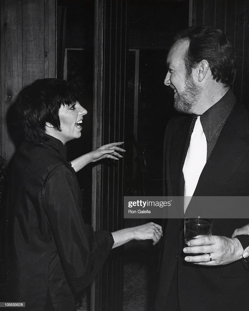 Liza Minnelli and Jack Haley Jr  during Children's Hall of
