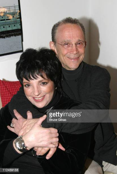 "Liza Minnelli and Joel Grey ""Cabaret"" reunion *Exclusive*"