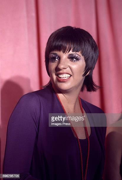Liza Minnelli circa 1979 in Los Angeles, California.