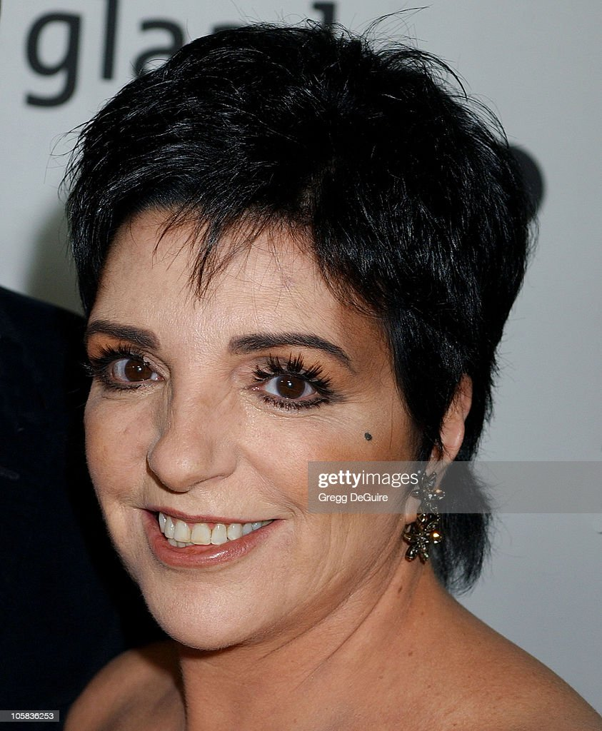 Liza Minnelli during 16th Annual GLAAD Media Awards - Arrivals at Kodak Theatre in Hollywood, California, United States.