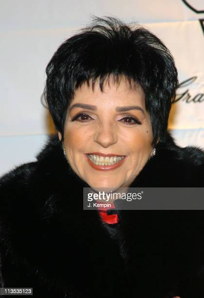 Liza Minnelli during The 2005 Princess Grace Awards at Cipriani 42nd Street in New York City, New York, United States.