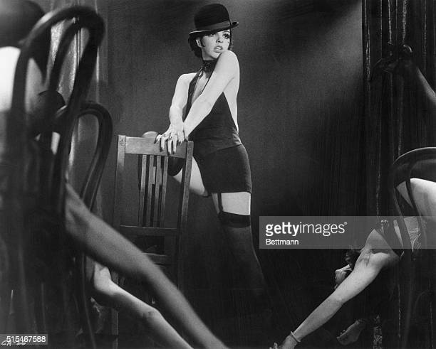 Liza Minnelli in Cabaret directed by Bob Fosse