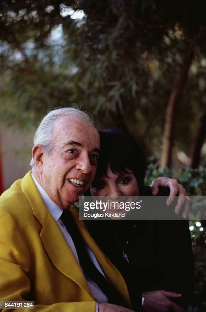 Liza Minnelli with Her Father Vincente