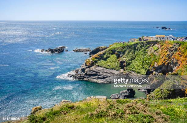 Lizard Point Cornwall Stock Photos and Pictures | Getty Images