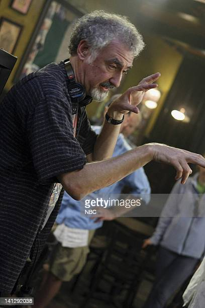 """Lizards"""" Episode 2 -- Aired -- Pictured: Director/executive producer, Allan Arkush -- Photo by: Justin Lubin/NBCU Photo Bank"""