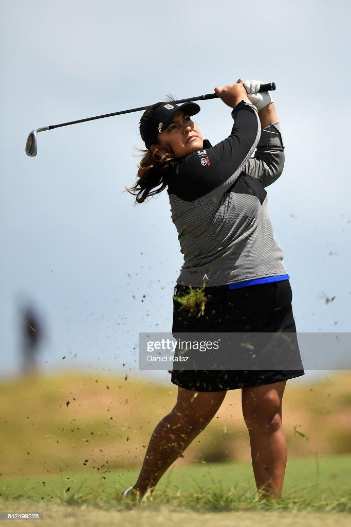 ISPS Handa Women's Australian Open - Round Three