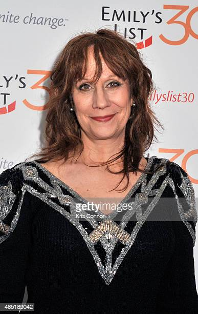 Lizz Winstead attends EMILY's List 30th Anniversary Gala at Washington Hilton on March 3 2015 in Washington DC