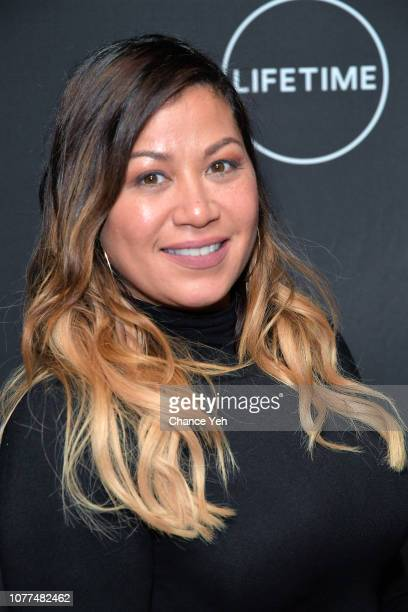 Lizzette Martinez attends Lifetime / NeueHouse Luminaries series 'Surviving R Kelly' documentary screening and conversation at Neuehouse NY on...