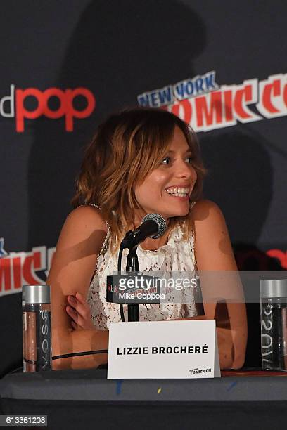 lizzie brochere pictures and photos getty images