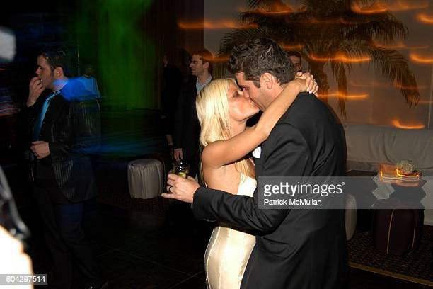 Lizzie Grubman and Chris Stern attend LIZZIE GRUBMAN and CHRIS STERN Wedding Reception at Cipriani 42nd on March 18 2006 in New York City