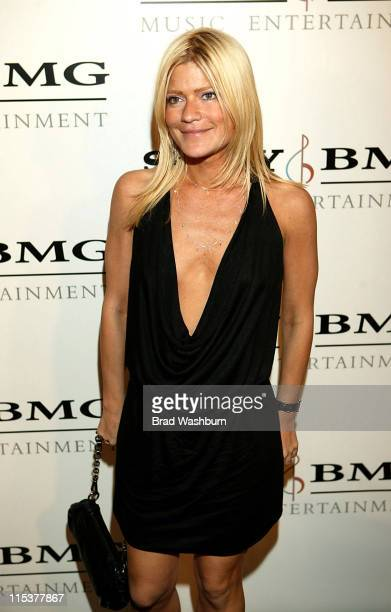 Lizzie Grubman during 2005 Sony/BMG Post GRAMMY Awards Party at Roosevelt Hotel in Los Angeles California United States