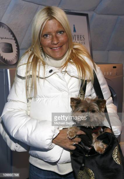 Lizzie Grubman during 2006 Park City Frigidaire Glacier Lounge at Village at the Lift Day 3 at Village at the Lift in Park City Utah