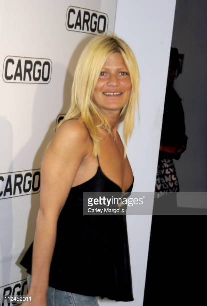 Lizzie Grubman during Launch Party for Conde Nast's New Magazine Cargo at Splashlight Studios in New York City New York United States