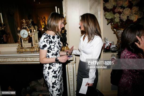 Lizzie Tisch and Christina Steinbrenner attend TRISH McEVOY Holiday Event hosted by TRISH McEVOY SAMANTHA BOARDMAN ROSEN KELLY RUTHERFORD and LIZZIE...