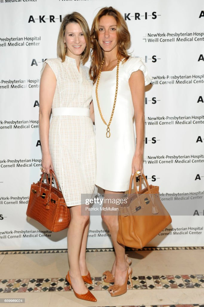 Cheap Good Lizzie Tisch And Dori Cooperman Attend Fashion Show And Luncheon  For Akris At Cipriani Nd Street With Tische Sthle With Mbel Afrika Style