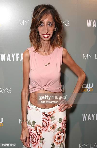 New York Fashion Week Eva Mendes