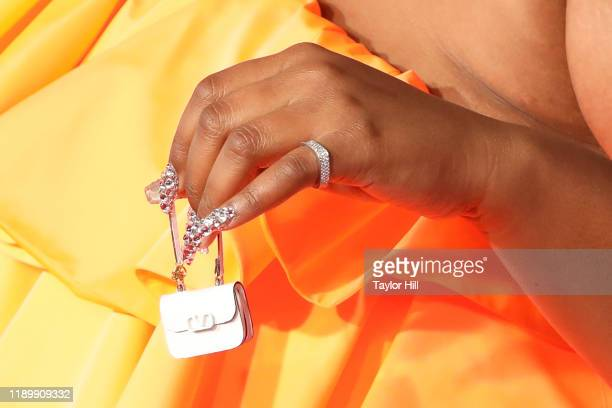 Lizzo attends the 2019 American Music Awards at Microsoft Theater on November 24 2019 in Los Angeles California