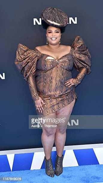 Lizzo attends the 2019 BET Awards on June 23 2019 in Los Angeles California
