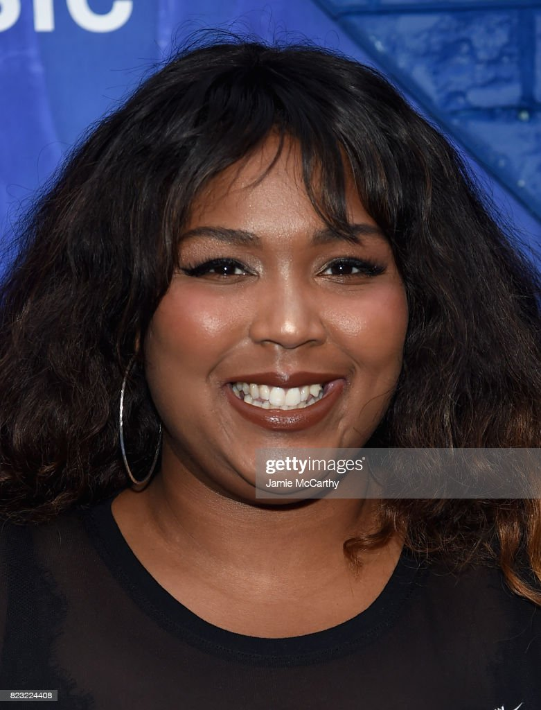 Lizzo attends the KYGO 'Stole The Show' Documentary Film Premiere at The Metrograph on July 25, 2017 in New York City.