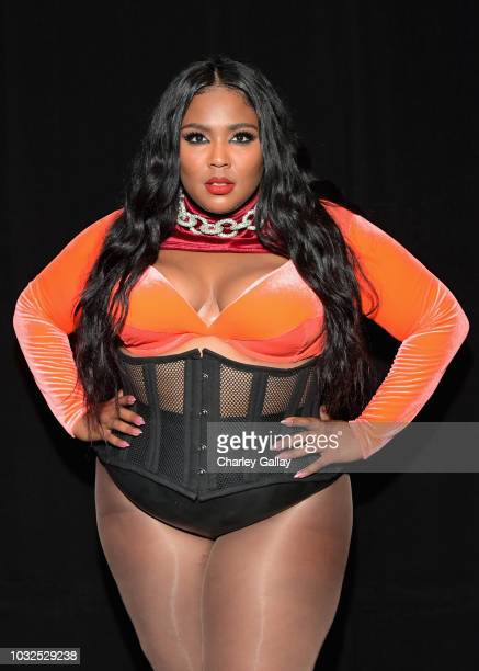 Lizzo attends the Total Wireless Presents LIZZO Live Powered By Pandora at HD Buttercup on September 12 2018 in Los Angeles California