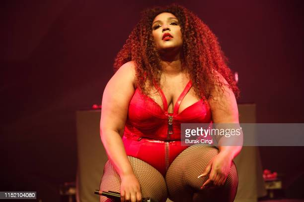 Lizzo performs at O2 Forum Kentish Town on May 27 2019 in London England
