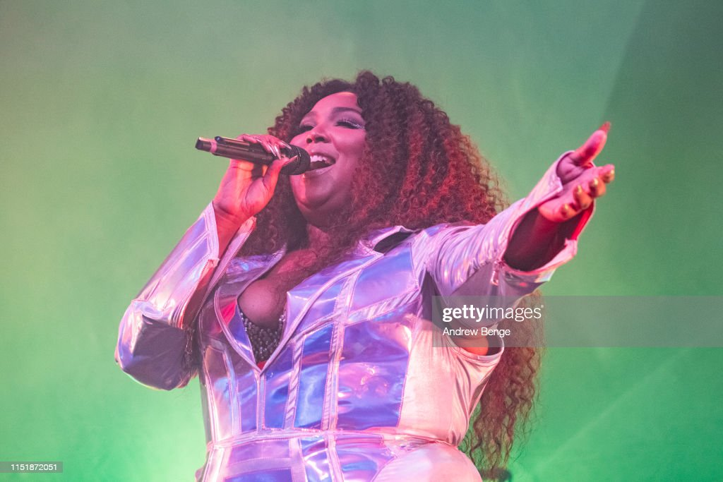 GBR: Lizzo Performs At The O2 Ritz Manchester